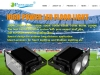 1000w high power led flood light are suitable for stadium, high mast lightin