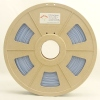 PLA 3D filament blue to white by light with new spool for makerbot replicator 5th 3d printer