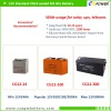 CSPOWER CG series gel battery upto 12V250Ah