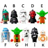 2016 Wholesale Star wars pen drive 32gb pendrive
