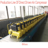9L Drect-Driven Air Compressor Production Line