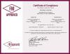 FM Certificate (2014)