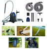 Wet dry vacuum cleaner