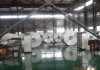 The product Aluminum ceiling plate on the factory