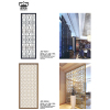 Color Coated Stainless Steel Room Divider