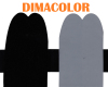 CARBON BLACK 511(RIGHT) vs SPECIAL BLACK 4 (LEFT) for Automobile Paint