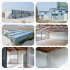 2 floor K type standard prefab house for temporary building