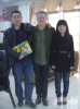 The client from USA come to visit our office
