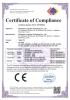 CE , FCC, RoHS