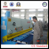 Egypt client for checking his order of HYDRAULIC GUIILOTINE SHEARING MACHINE