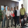Signature Ceremony with Suriname Agricultural Officials