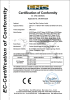 office desk CE certificate