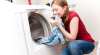 What is different to wash clothes by hand or machine washing?
