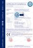 CE of TSN1-32L TSN1-63L Residual Current Circuit Breaker