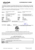 ETL certification of landscape lighting fixture SD31