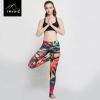 Ladies legging women yoga foot pants