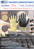 ARAMID FIBERS ANTI CUT SAFETY GLOVE
