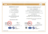 CERTIFICATE OF CONFORMITY OF QUALITY ISO9001