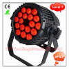 IP65 Waterproof 18X10W LED PAR Can Stage Lighting