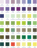 Ribbon color chart 3