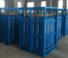 Gas Cylinder Racks in Workshop