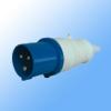 Industrial Plug (Cable Sheath Plug Model:013L)