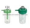 Chromed-Brass Plastic Oxygen Humidifier BottlesDetailed Specs: -Capacity: 200ml; -Model: JH-6HM2G; -