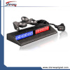 Warning Deck Dash LED Light with 2 Head (LED45-2)