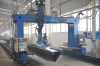 Double folded gantry welding machine