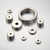 All kinds of ring Neodymium magnets