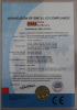 CE CERTIFICATION of OZONE GENERATOR