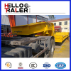 China Hydraulic Detachable Gooseneck Low Bed Semi Trailer