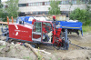33 ton HDD Horizontal Directional Drill Rigs in Moscow