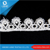 New Embroidery Water Soluble Lace Trim Chemical Lace