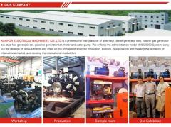 Kanpor Electrical Machinery Co., Ltd.