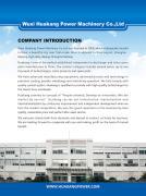 Wuxi Huakang Power Machinery Co., Ltd