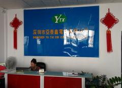 Shenzhen Ya Tai Xin Electronics Co., Ltd.