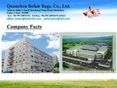 Quanzhou Befair Bags Co., Ltd.