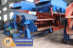 Shicheng Pioneers Mining Machinery Manufacturer Factory
