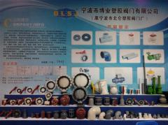 Ningbo Boye Plastic Valve Co., Ltd.