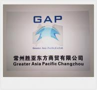 Changzhou Greater Asia Pacific Trading Co., Ltd.