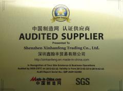 SHENZHEN XINHANFENG TRADING CO., LTD.