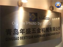 Qingdao Bestyear Hardware & Machinery Co., Ltd.