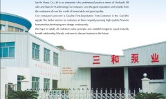 Wenling Sanhe Pump Co., Ltd.
