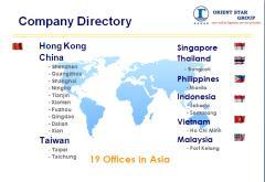 Orient Star Transport (China) Ltd.