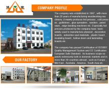 Qingdao Jianlong Machinery Co., Ltd.