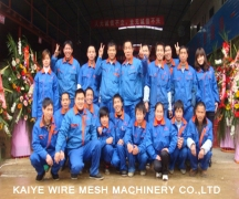 Kaiye Wire Mesh Machinery Co., Ltd.