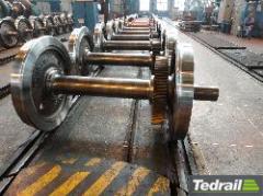 Jiangsu Tedrail Industrial Co., Ltd.