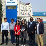 Shanghai Ally Automobile Sales & Services Co., Ltd.