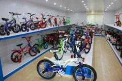NINGBO HOLDVAST BICYCLE CO., LTD.